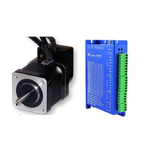 NEMA 17 0.8Nm high torque closed loop stepper motor with driver