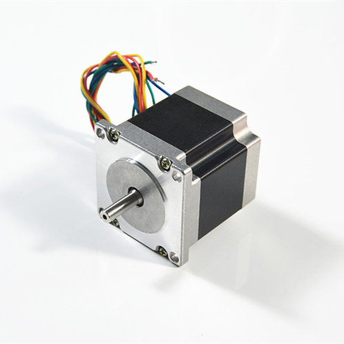 NEMA23 42mm thick stepper motor with 2.8A for CNC router