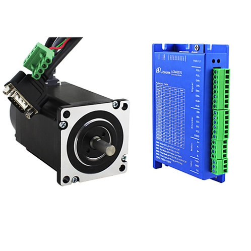 NEMA 23 3Nm closed loop stepper motor and driver
