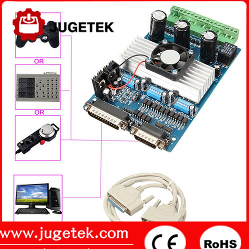4 axis TB6560 stepper motor driver board for CNC machine.