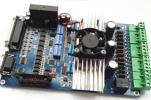 4 axis TB6600 stepper motor driver board