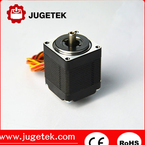 Nema11 Hollow Shaft Stepper Motor 51mm long 0.67A 80mN.m