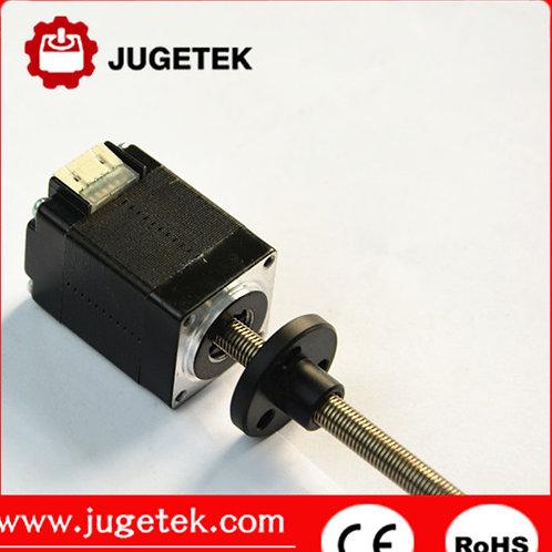 Nema 8 external linear stepper motor 100 length lead screw 4.76/0.635mm pitch