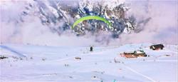 Lenvair Parapente Savoie