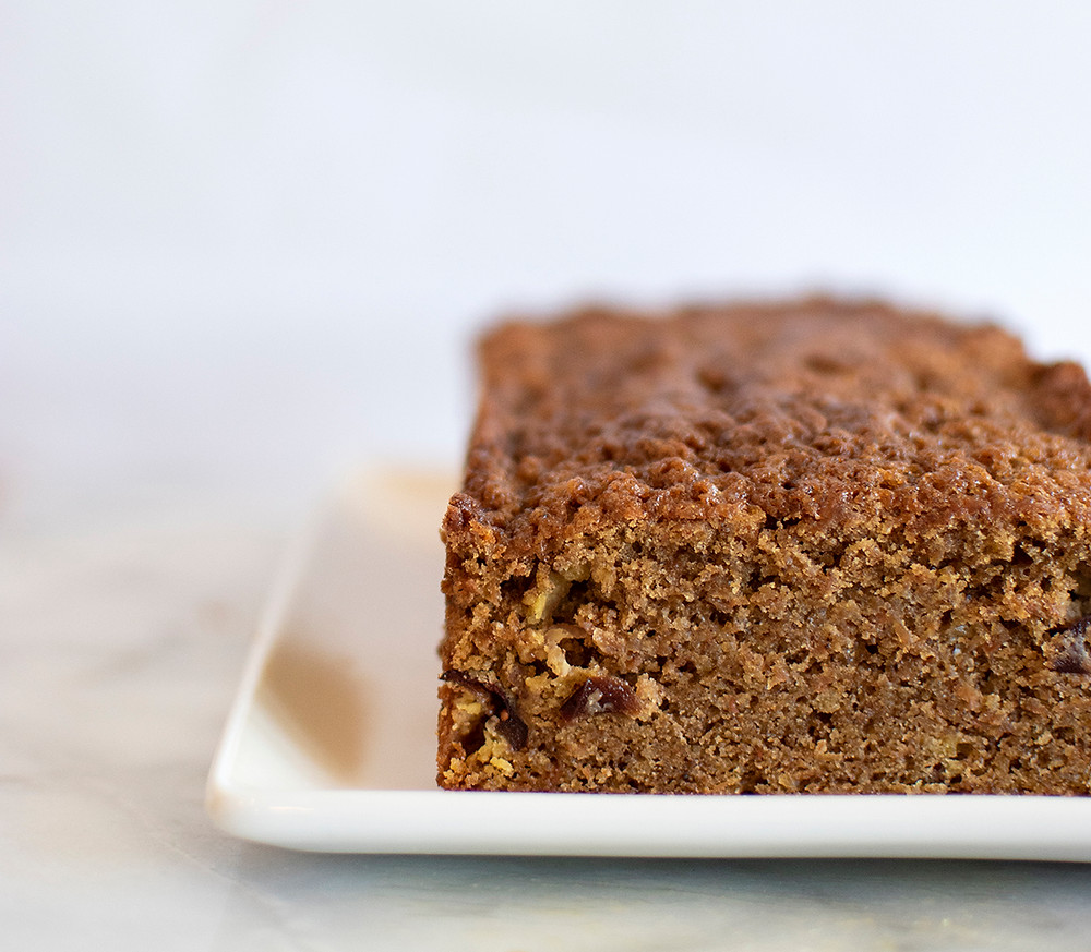 Spiced Cranberry Carrot Bread