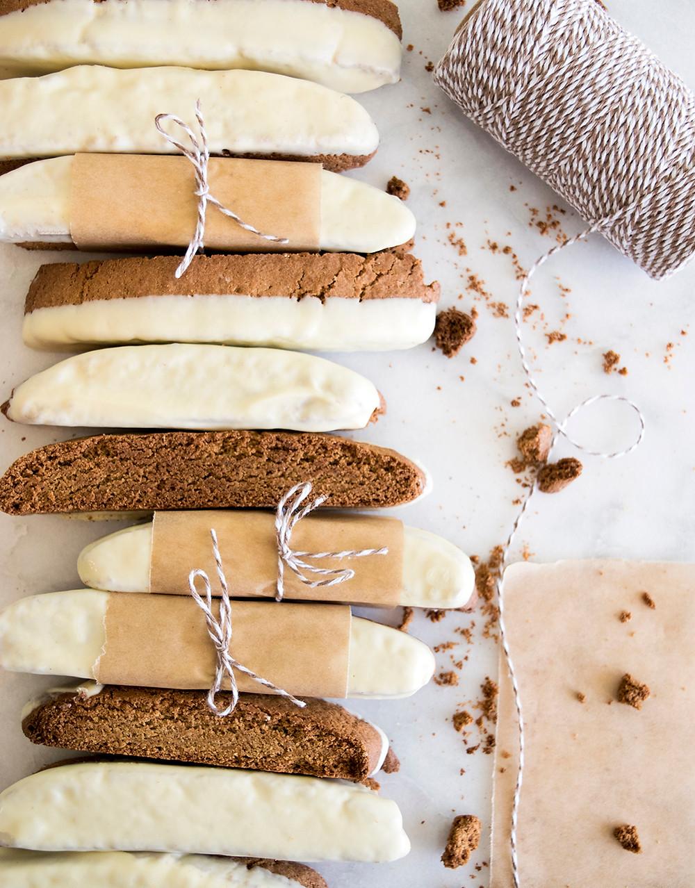 Brown Butter Biscotti