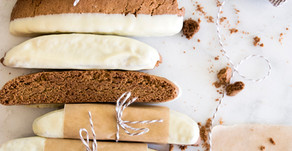 Brown Butter Biscotti