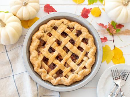 Cardamom Apple Pie