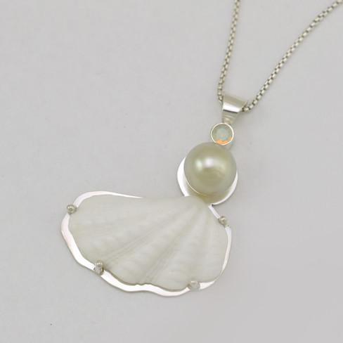 Custom Shell Necklace