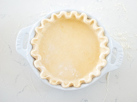 How to Make the Best Pie Crust with Butter