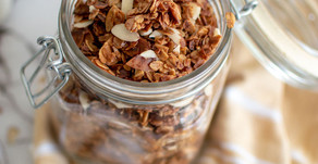 Maple Honey Nut Granola