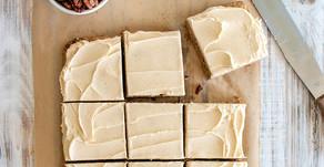 Brown Butter Maple Pecan Bars