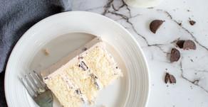 Dark Chocolate Chip Cake