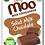 Thumbnail: Organic Solid Milk Chocolate Mini Bars, Box/14
