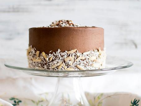 Coconut Joy Cake