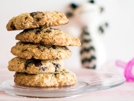Mom in the Mountains | Lactation Cookies