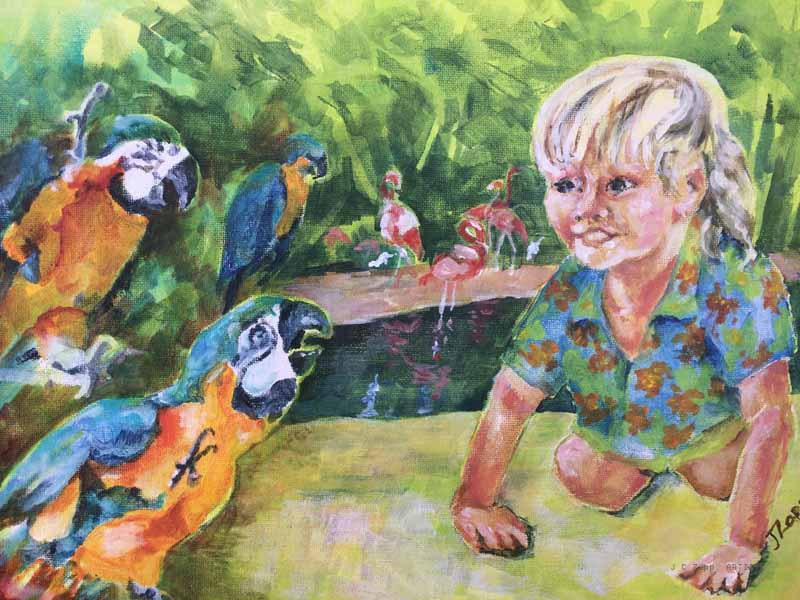 Johnny and the Birds