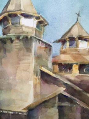 Orthodox Towers