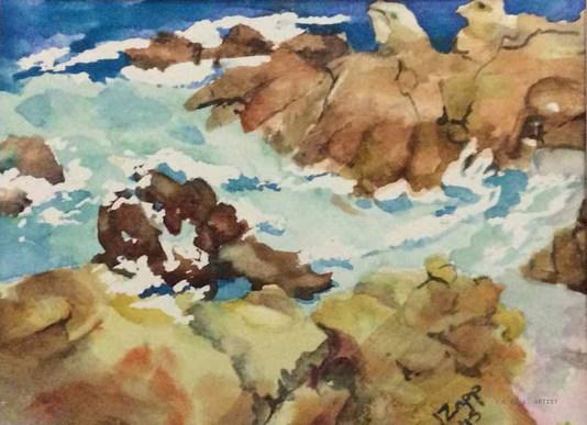 Pacific Rocks