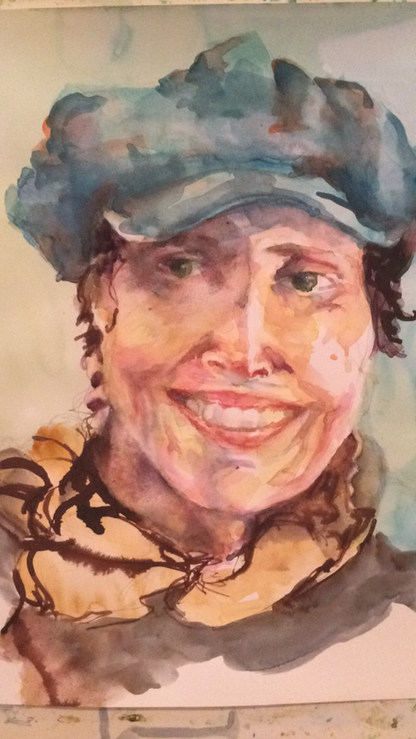 The Lady Artist