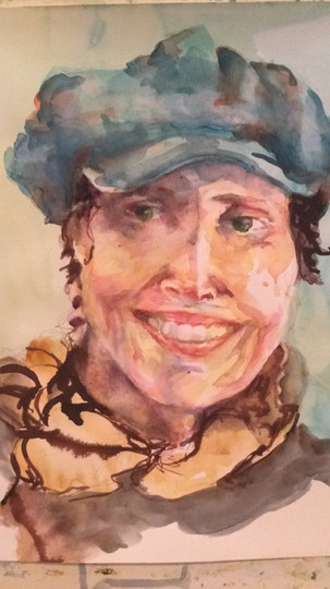 Famous Lady Artist