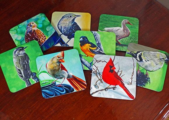 Eight Coasters