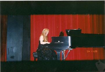 PIANO-VOCAL CONCERT AT CAMI HALL, 2004.j