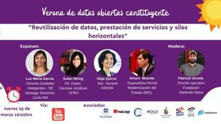 Datos Abiertos, promotores de la nueva agenda pública