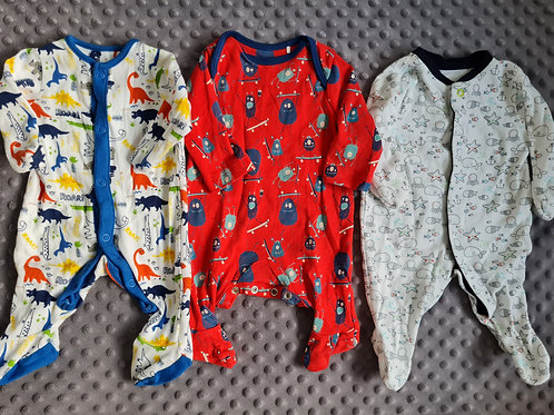 Small Baby sleepsuits/romper