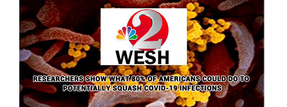 Researchers show what 80% of Americans could do to potentially squash COVID-19 infections