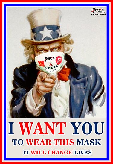 Uncle Sam - Mask - Mc Donnalds.png