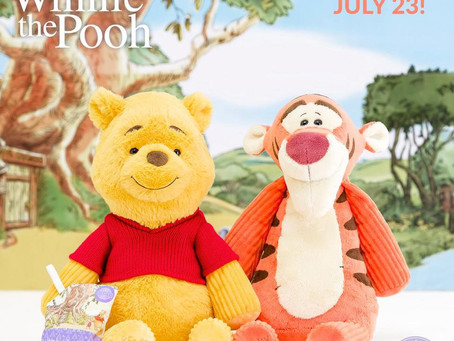 GET YOUR FAVORITE WINNIE THE POOH AND TIGGER – SCENTSY BUDDIES BEFORE IT'S TOO LATE!