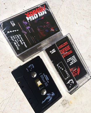 Provoker - Dark Ange EP Cassette - Life Sucker Productions