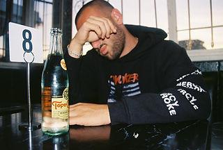 Provoker - Mercy Stroke Hooded Sweatshirt