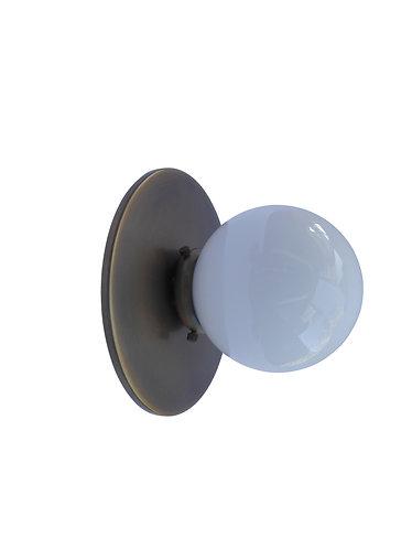 Halo Disc Wall Light