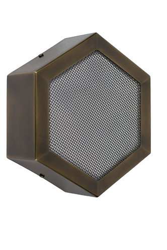 Hex Wall Light