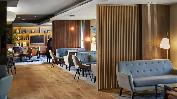 Hilton Doubletree Excell, London