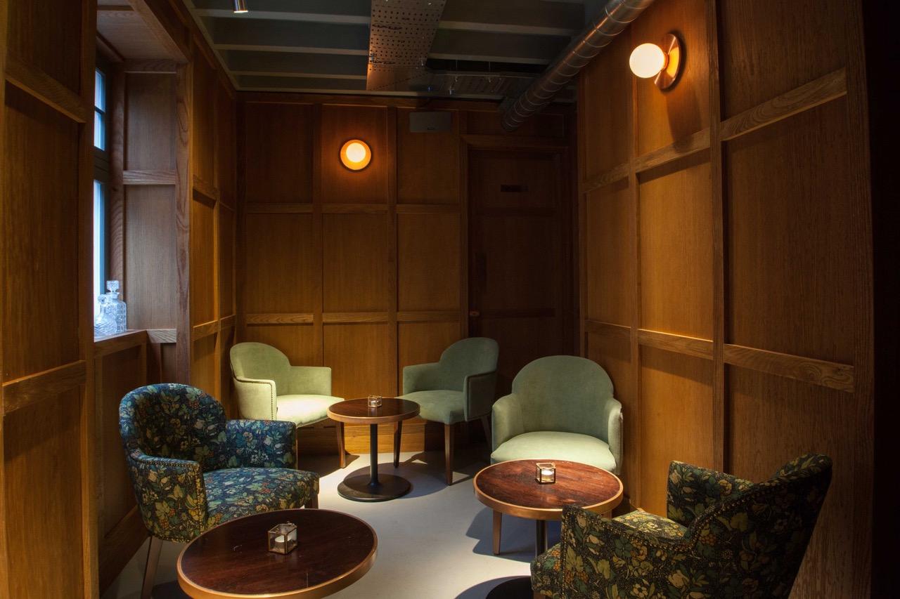 Comptoir Restaurant, Mayfair, London