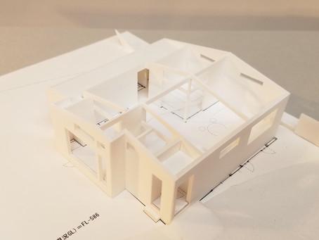 続・安曇野の家 設計中です!