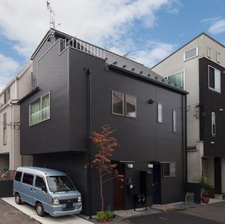 東京 駒込の家