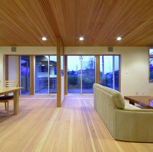 西高木の家