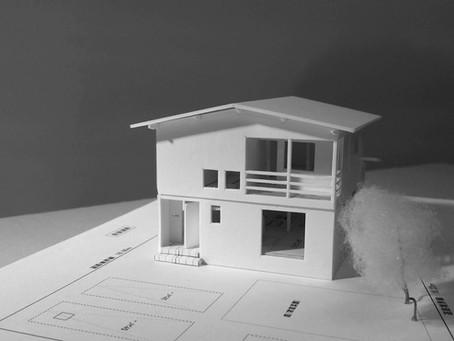 小泉山 森の家 着工しました。