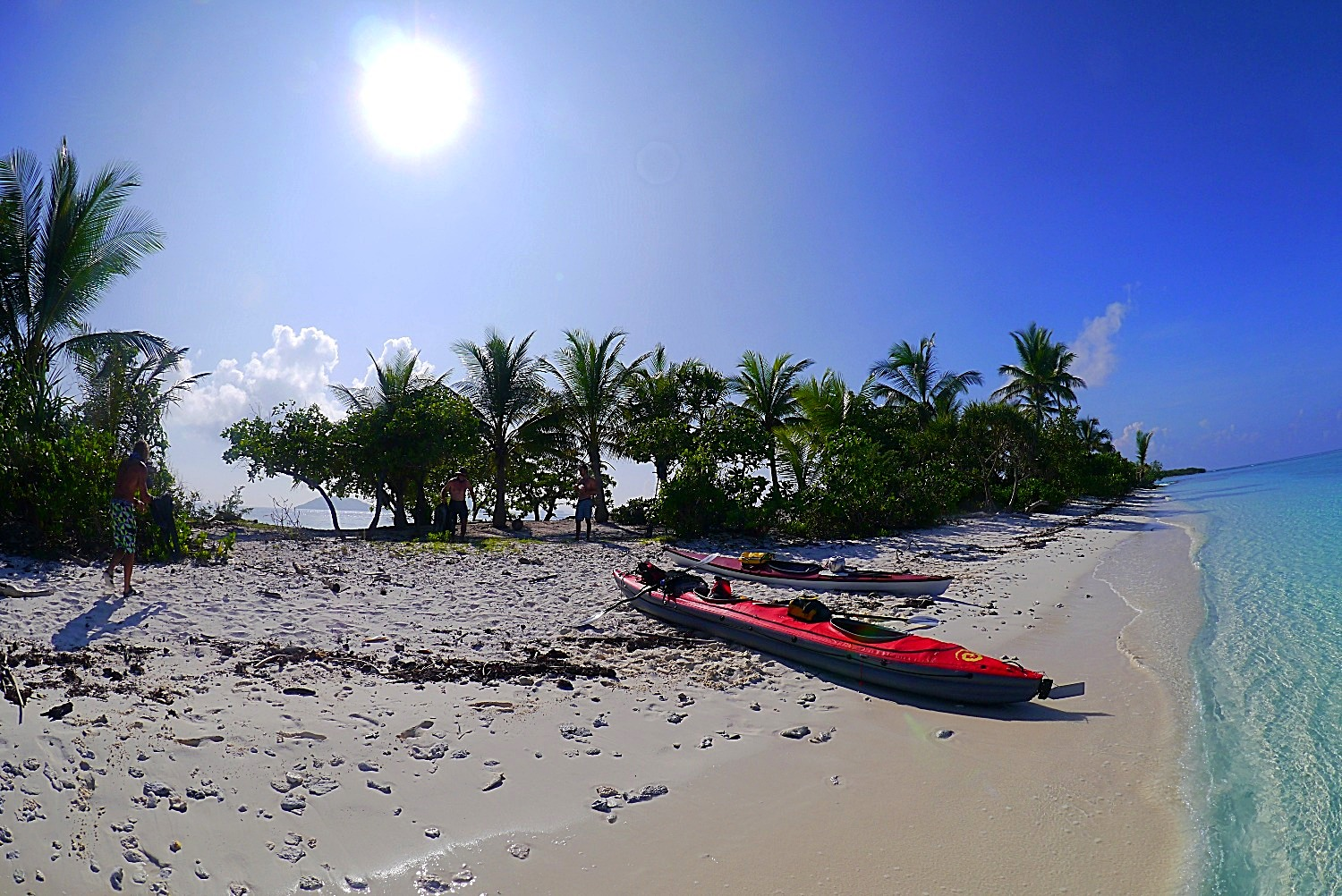 Coral Sea Kayaking