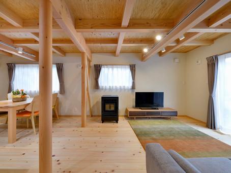 小泉山 森の家 竣工しました。