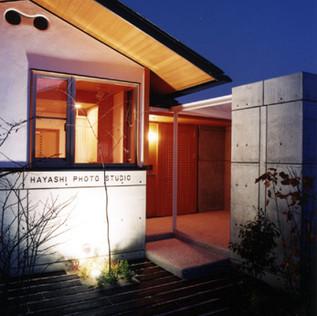 三本柳東の家
