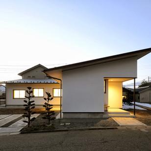 梨ノ木の家