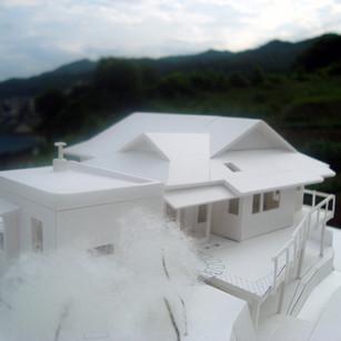 鮎澤の家修景計画