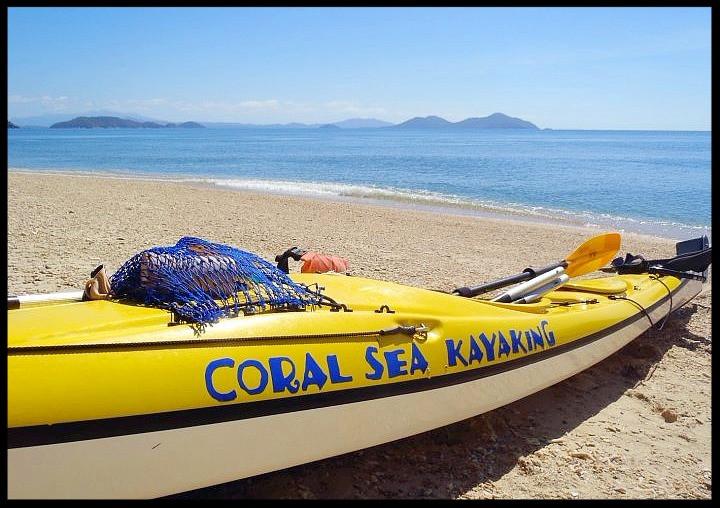 sea kayaking australia