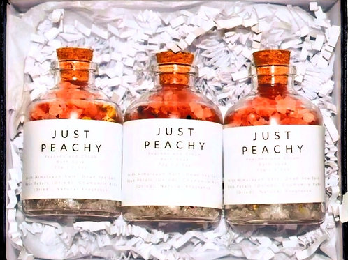 Just Peachy Bath Soak