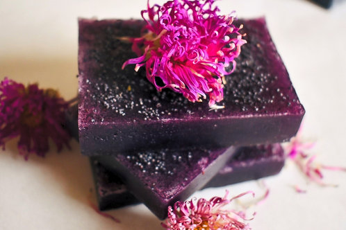 Lavender Poppyseed Soap